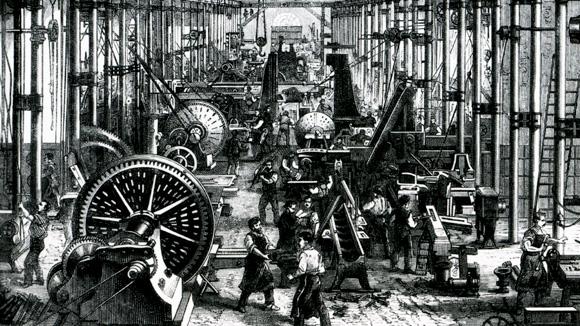 Geschichte der Industrialisierung: Lernplattform ZEIT für die Schule