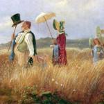 Carl Spitzweg Bürgertum Realismus