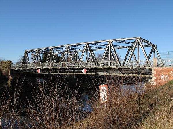 Späthstraßenbrücke, Teltowkanal in Berlin. Bild von Lienhard Schulz. CC BY-SA 3.0