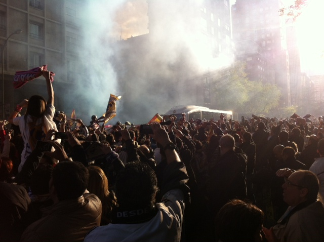 Madrid-Fans