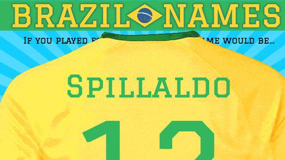 Der brasilianische Spitznamengenerator.