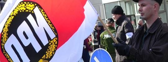 NPD-Fahne darf im Mai auch in Northeimer Stadthalle wehen