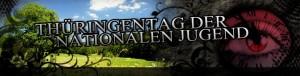 """Werbung für den extrem rechten """"Thüringentag"""""""