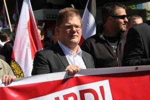 Apfel war lange das Gesicht der NPD in Sachsen