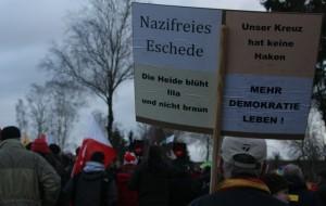 Protest gegen den Nahtz-Hof, Foto: Kai Budler