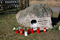 Ber der Veranstaltung wurde dem NSU-Opfer Mehmet Turgut gedacht © Kombinat Fortschrit