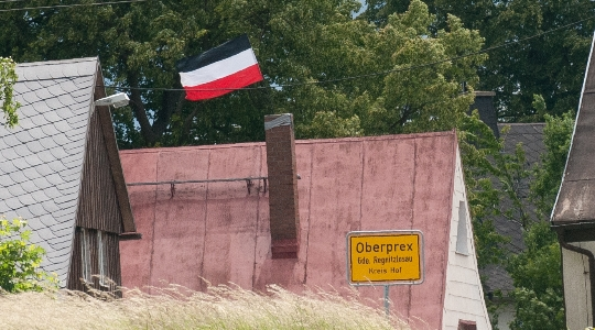 Weil die Nazis nicht fristgerecht angemeldet hatten, fiel ein rechtes Event in Oberprex diesmal aus © Timo Müller (Symbolbild)