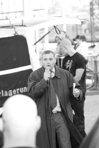 Udo Pastörs in Stendal