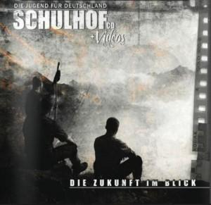 Cover der neuen NPD-Schulhof-CD