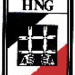 Logo der verbotenen HNG