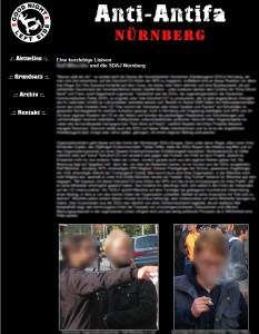 Ein typischer AAN Artikel (verpixel) © Screenshot TM