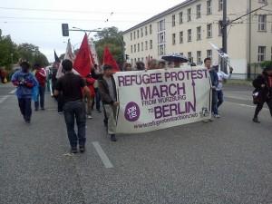 Zu Fuß von Würzburg nach Berlin © Dirk Stegemann