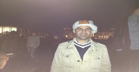 Khan ist von seinem Lager in Brandenburg weggegangen und hat sich dem refugee protest am Oranienplatz in Berlin angeschlossen © refugeestrike
