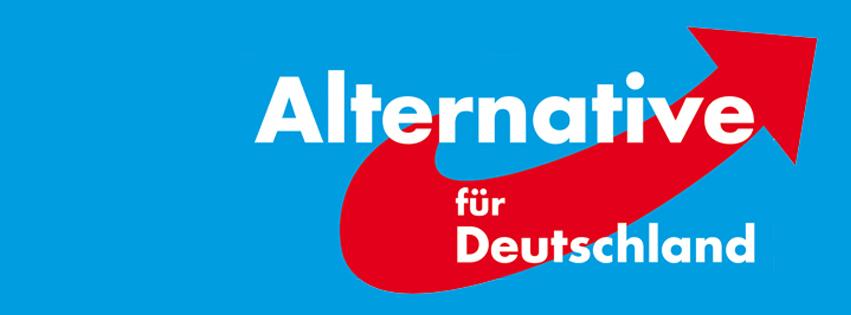 """Parteilogo der selbsternannten """"Alternative für Deutschland"""""""