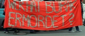 Wer hat Burak B. ermordet? © Sören Kohlhuber
