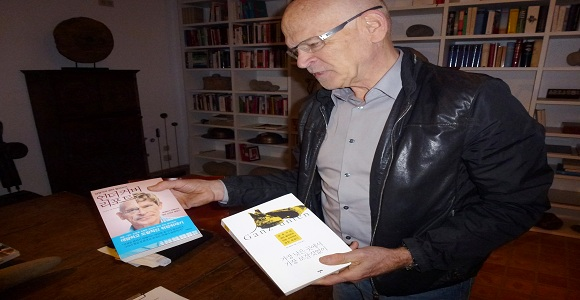 Wallraff ist seit Jahrzehnten Enthüllungsjournalist und hat etliche Bücher und Artikel über seine verdeckten Recherchen veröffentlicht, die auch in anderen Ländern erschienen sind © Lobig