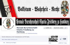 Chattia bei Facebook