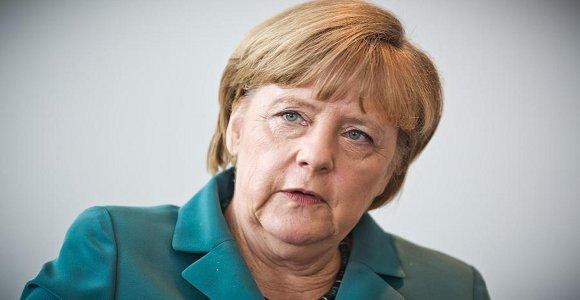 Merkel dpa
