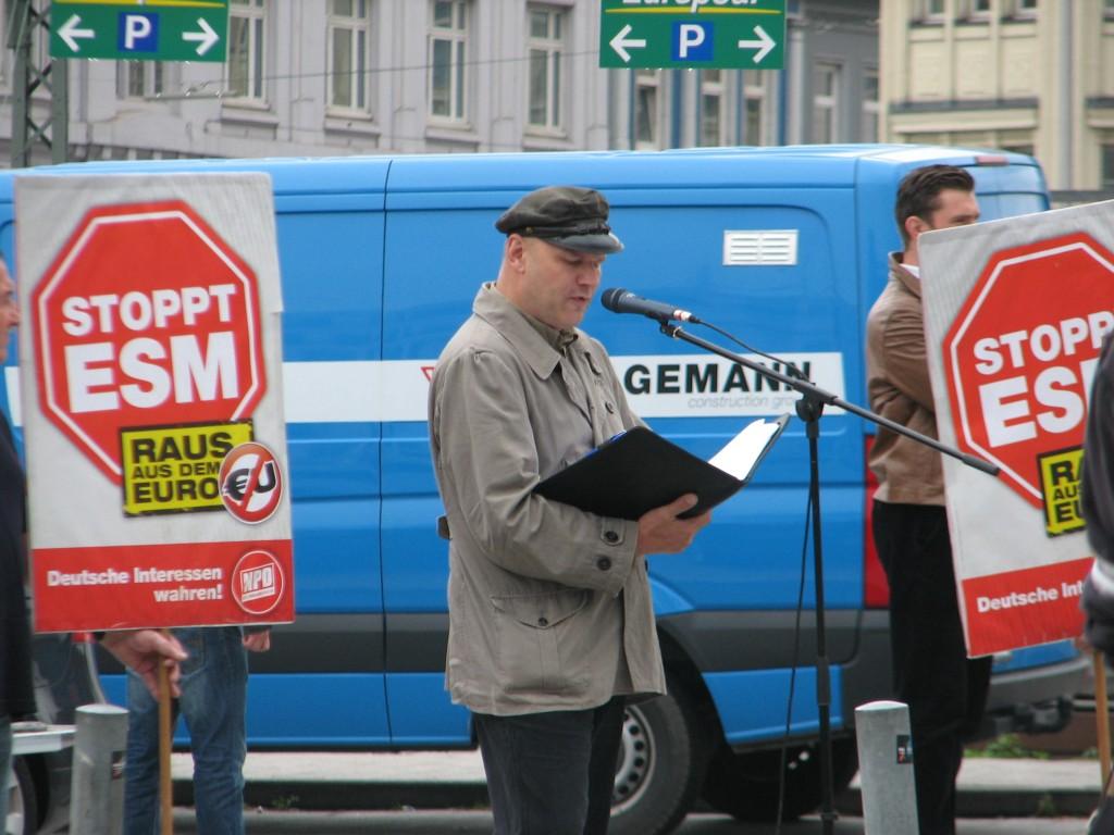 """Thomas """"Steiner"""" Wulff demnächst nicht mehr NPD?"""