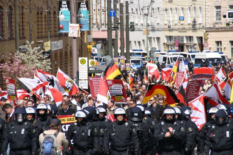 NPD MAi 13 Berlin