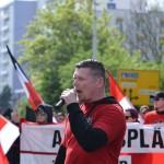 1. Mai 2014 Plauen, Foto: Timo Müller