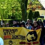 1. Mai 2014 Rostock, Foto: Sören Kohlhuber