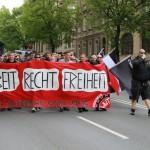1. Mai 2014 Plauen, Foto: Felix M. Steiner