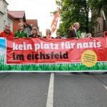 Protest im Eichsfeld, Foto: Felix M. Steiner.