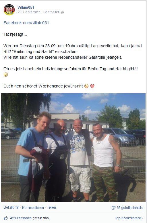 Nazikomparse unerwünscht: RTL II feuert Patrick Killat