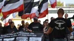 Die Neonazi-Szene in der Eifel ist weiterhin organisiert und latent gewaltbereit © Max Bassin