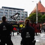 Brandenburg - Kundgebung der - Gefangenenhilfe- (18 von 55)