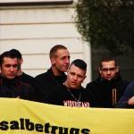 Brandenburg - Kundgebung der - Gefangenenhilfe- (32 von 55)