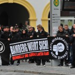 Die Neonazi-Demonstration