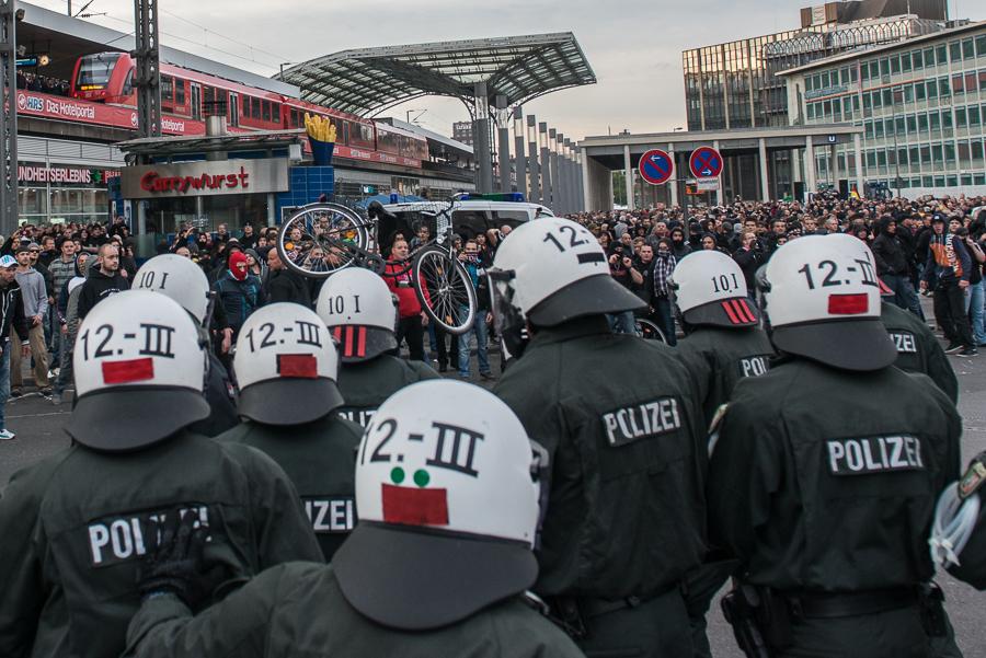 Hooligan Demonstration
