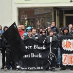 Neonazis reisten auch aus Sachsen-Anhalt an
