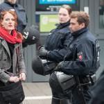 Sigrid Schüßler (Kandidatin für den NPD-Bundesparteivorsitz  2014) | © Christian Martischius