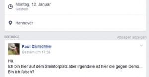 facebook Hagida Hannover