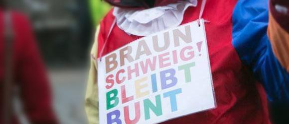 """""""Braunschweig bleibt bunt"""""""