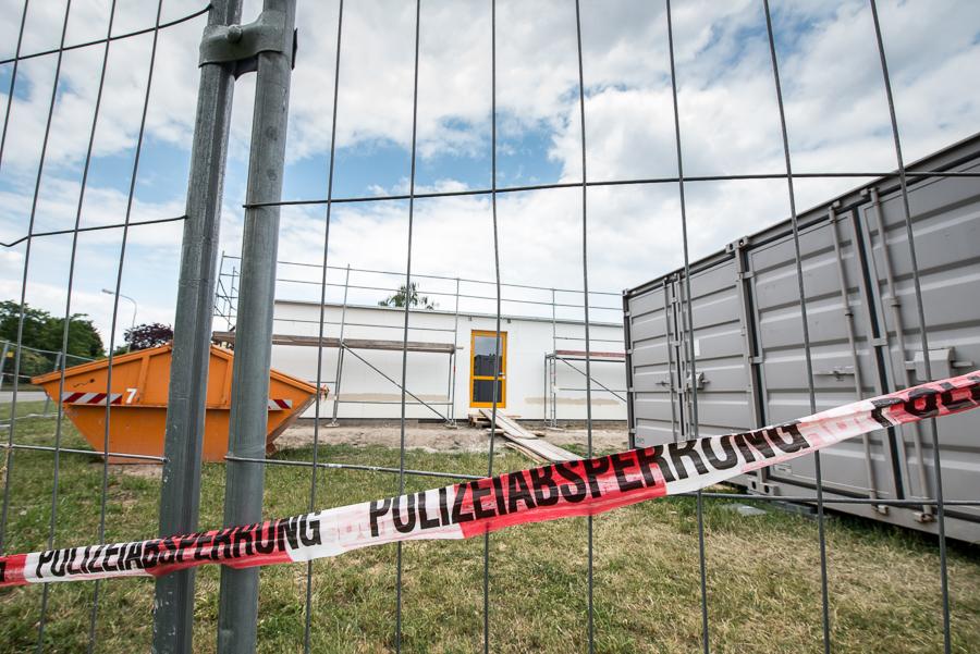 Hoyerswerda: Bewährungsstrafen nach Brandanschlag auf Flüchtlingsunterkunft