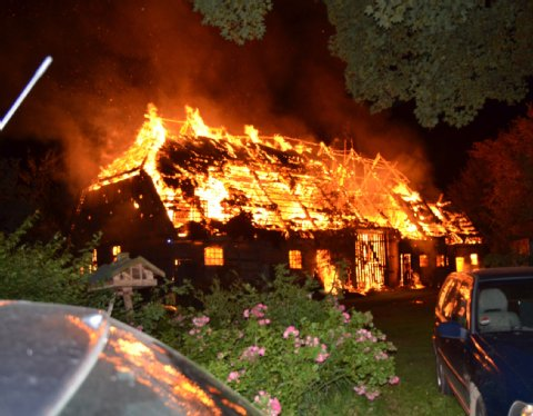 Brandanschlag auf Nazi-Gegner in Jamel