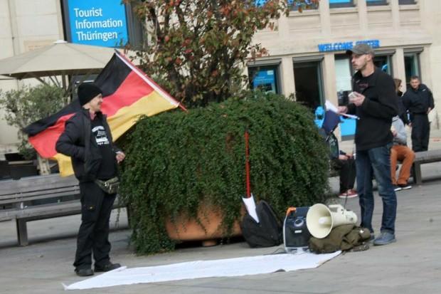 Schwache Nummer in Erfurt