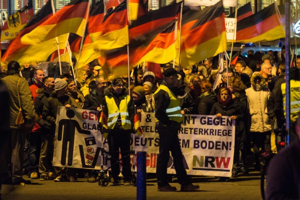 Exportschlager Pegida: Globalisierter Hass