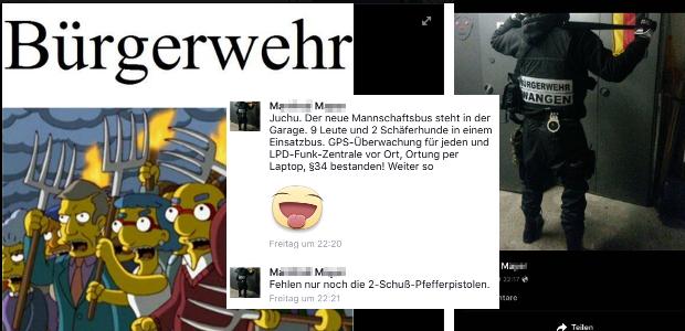 Büergerwehren im Allgäu ©Screenshots, Montage