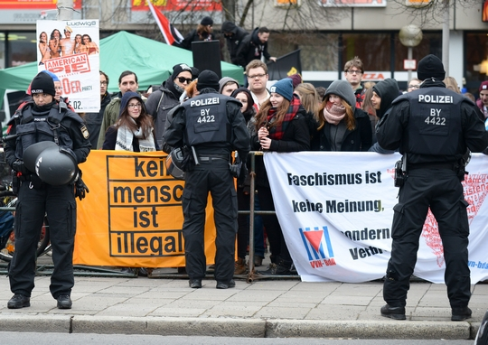 Nazi-Gegner in Bamberg © Jonas Miller
