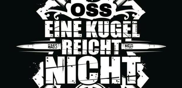 """Oldschool Society"" (OSS) Logo"
