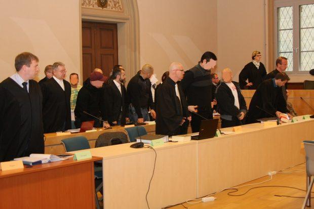 Verfassungsschutz soll Prozess gegen Neonazis behindern