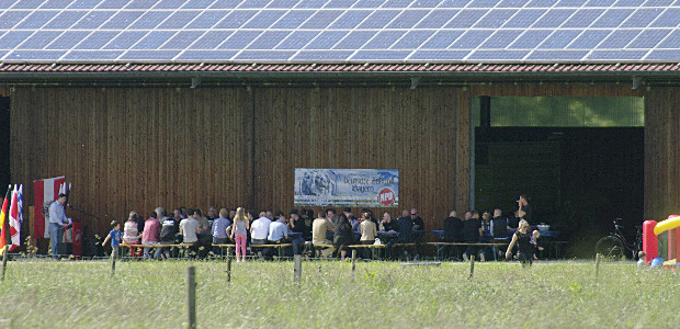 "NPD-""Sonnwendfeier"" am 18.6.16 in Tiefenbach © S. Lipp"