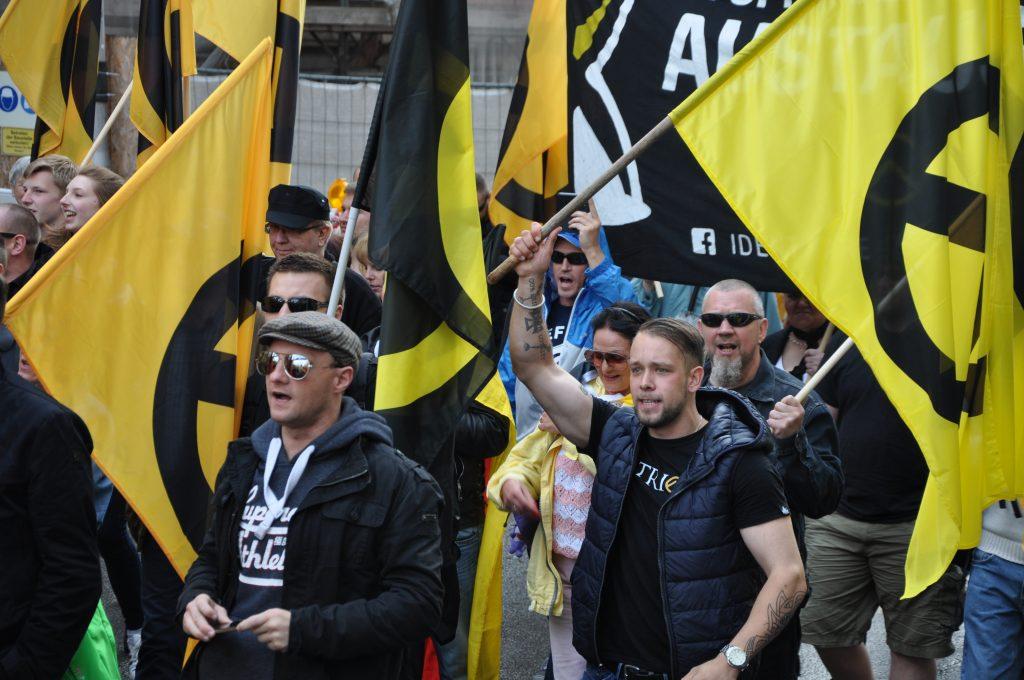 Identitären-Aufmarsch floppt in Berlin
