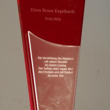 Klaus Bruno Engelhardt Preis 2016 ©S. Lipp