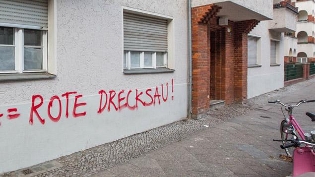 Rechte Angriffsserie in Berlin-Neukölln